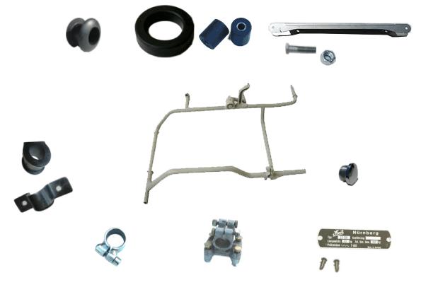 Steib LS 200 Frame parts