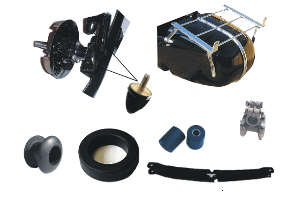 Steib Frame S 250 Parts