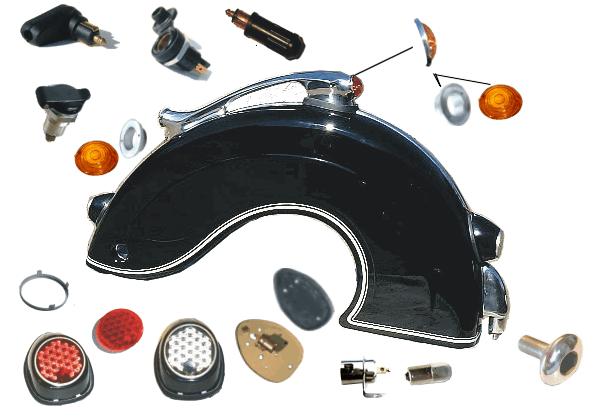 Steib Fender & Parts