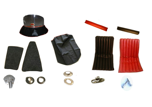 Steib Sidecar intierior S350 Parts & Accesories