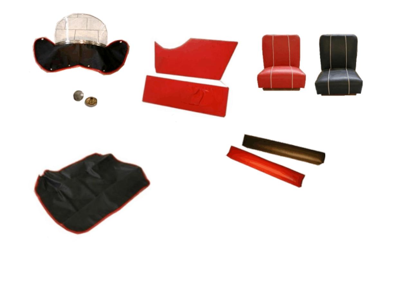 Seat  Winsdcreen  Cover