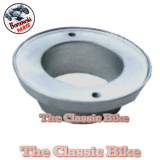 Aluminium Insert for ox-eye blinker glass to fit cobra handle light at the front