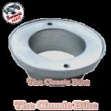 Aluminium Insert for ox-eye blinker glass  to fit cobra handle light at the rear