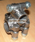 Frame mounting clamp 27 / 32 mm