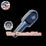 Mounting hardware Flat-headbolt 12 mm shaft
